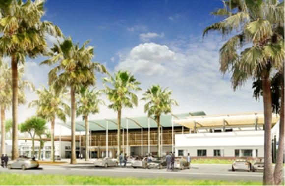 Reconstruction – Relocalisation et Extension du Centre Hospitalier Gérontologique du Raizet aux Abymes (Guadeloupe)