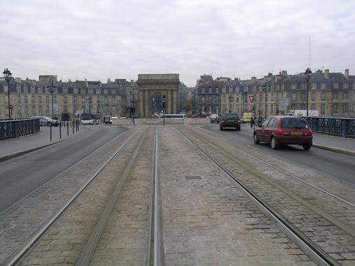 Aménagement des Quais Rive Gauche – Opération Tramway à Bordeaux (33)