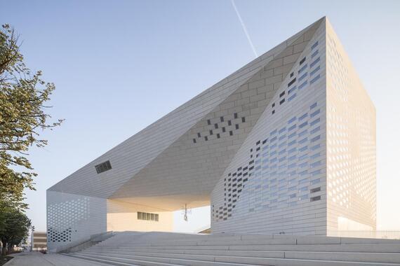 Construction de la Maison de l'Economie Créative et de la Culture en Aquitaine – MECA – à Bordeaux (33)