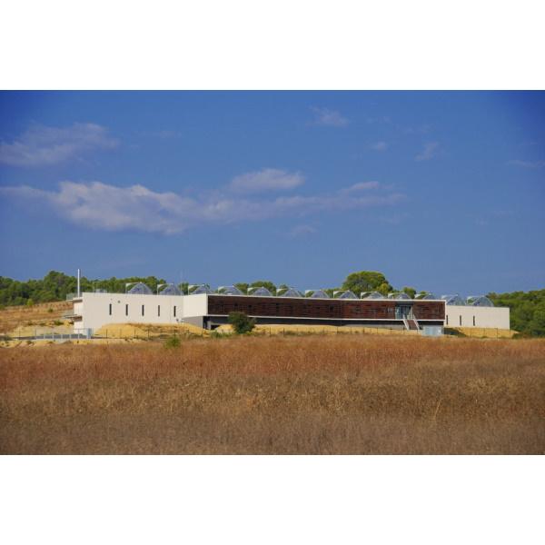 CONSTRUCTION DE L'ECOTRON à Montferrier sur Lez (34) pour le CNRS