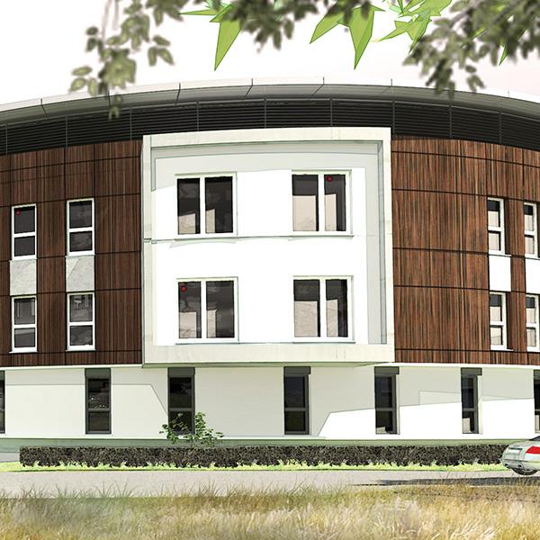 Centre Jean Perrin à Clermont-Ferrand