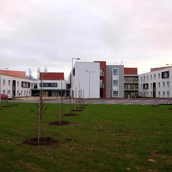 Centre Hospitalier de Bourbon l'Archambault